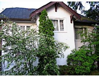 Photo 1: 4780 DUNBAR Street in Vancouver: Dunbar House for sale (Vancouver West)  : MLS®# V655228
