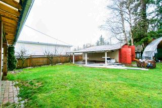 Photo 33: 2535 ROSS Road in Abbotsford: Aberdeen House for sale : MLS®# R2534918