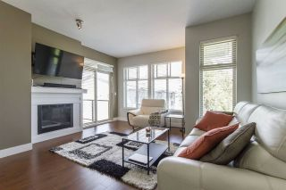 Photo 4: 407 2330 SHAUGHNESSY STREET in Port Coquitlam: Central Pt Coquitlam Condo for sale : MLS®# R2278385