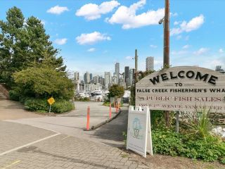 """Photo 24: 601 1450 PENNYFARTHING Drive in Vancouver: False Creek Condo for sale in """"Harbourside Cove"""" (Vancouver West)  : MLS®# R2616143"""