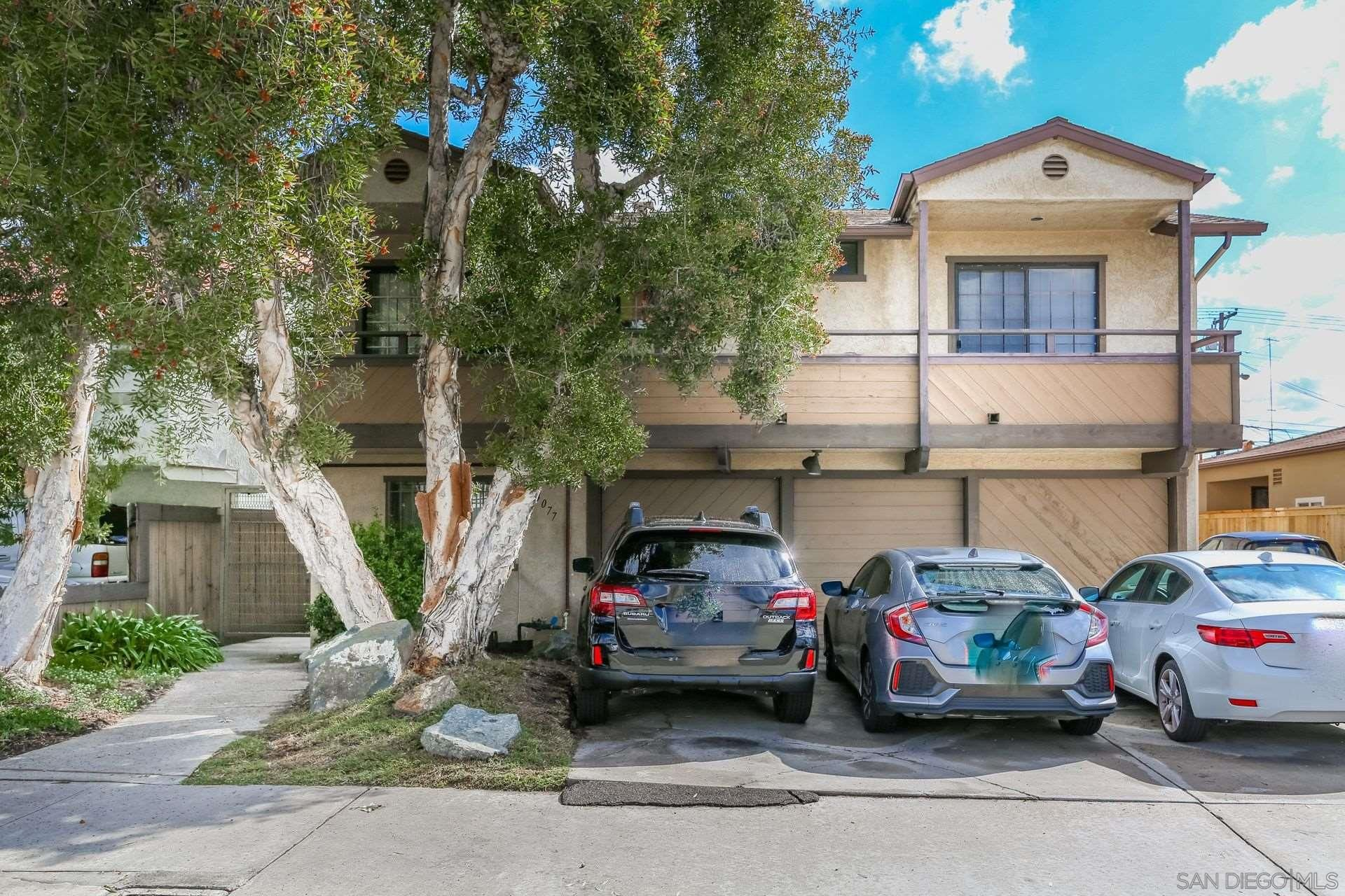 Main Photo: NORTH PARK Condo for sale : 2 bedrooms : 4077 Illinois St #1 in San Diego