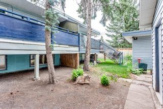 Photo 32: 11217 11 Street SW in Calgary: Southwood Semi Detached for sale : MLS®# A1126486