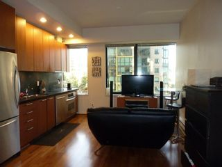 """Photo 24: 613 1333 W GEORGIA Street in Vancouver: Coal Harbour Condo for sale in """"Qube"""" (Vancouver West)  : MLS®# V1024937"""