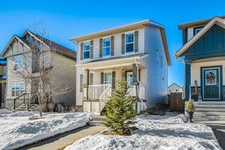 Photo 2: 215 Silverado Plains Close SW in Calgary: Silverado Detached for sale : MLS®# A1062465
