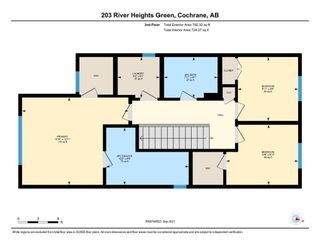Photo 30: 203 River Heights Green: Cochrane Detached for sale : MLS®# A1145200