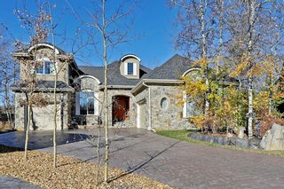Photo 1: 131 Wentwillow Lane SW in Calgary: West Springs Detached for sale : MLS®# A1097582