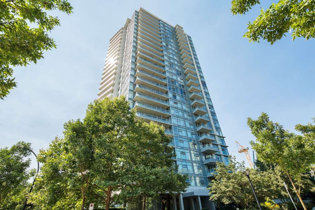 "Main Photo: 1107 2289 YUKON Crescent in Burnaby: Brentwood Park Condo for sale in ""WATERCOLORS"" (Burnaby North)  : MLS®# R2308103"