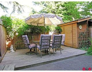 "Photo 7: 148 7474 138TH ST in Surrey: East Newton Townhouse for sale in ""GLENCOE ESTATES"" : MLS®# F2619526"