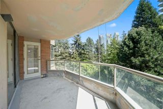 """Photo 22: 403 4350 BERESFORD Street in Burnaby: Metrotown Condo for sale in """"CARLTON ON THE PARK"""" (Burnaby South)  : MLS®# R2580474"""