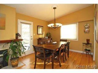 Photo 6: 4255 Parkside Cres in VICTORIA: SE Mt Doug House for sale (Saanich East)  : MLS®# 530175