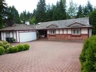 Photo 1: 5261 RANGER Avenue in North Vancouver: Canyon Heights NV House for sale : MLS®# R2179292