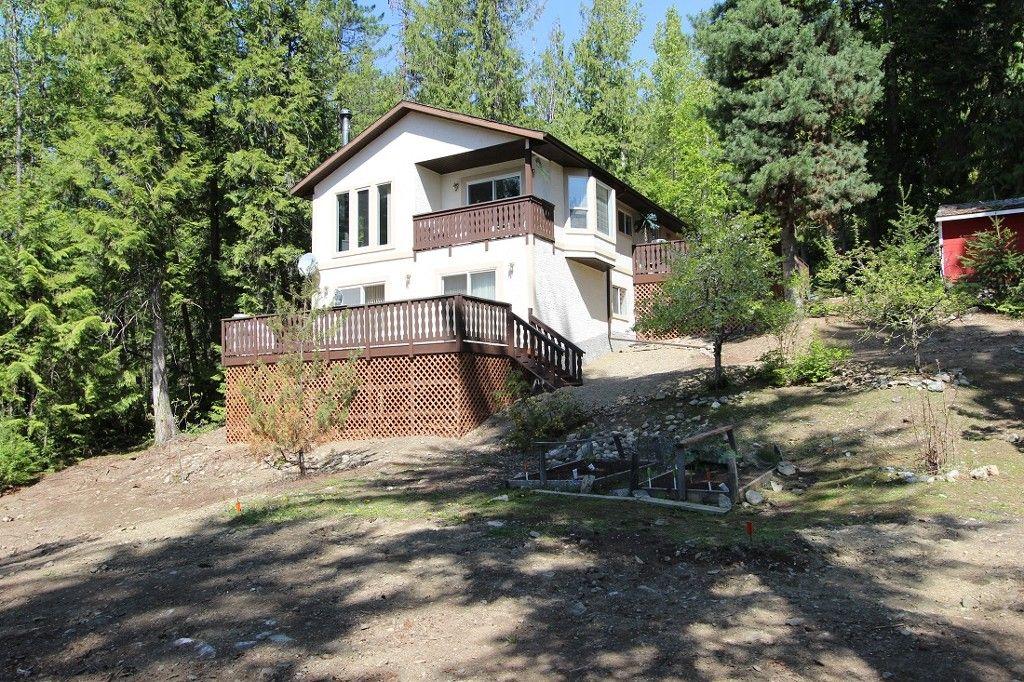 Main Photo: 7280 Anglemont Way in Anglemont: North Shuswap House for sale (Shuswap)  : MLS®# 10098467