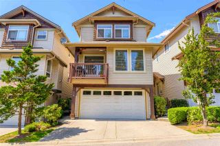 """Photo 1: 34 2387 ARGUE Street in Port Coquitlam: Citadel PQ House for sale in """"THE WATERFRONT"""" : MLS®# R2389930"""
