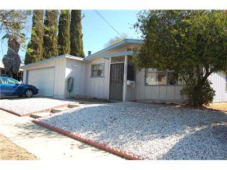 Photo 1: SAN CARLOS House for sale : 3 bedrooms : 7055 Renkrib Avenue in San Diego