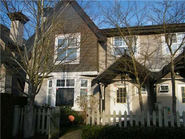 """Main Photo: 2 6888 ROBSON Drive in Richmond: Terra Nova Townhouse for sale in """"STANFORD"""" : MLS®# V1054322"""