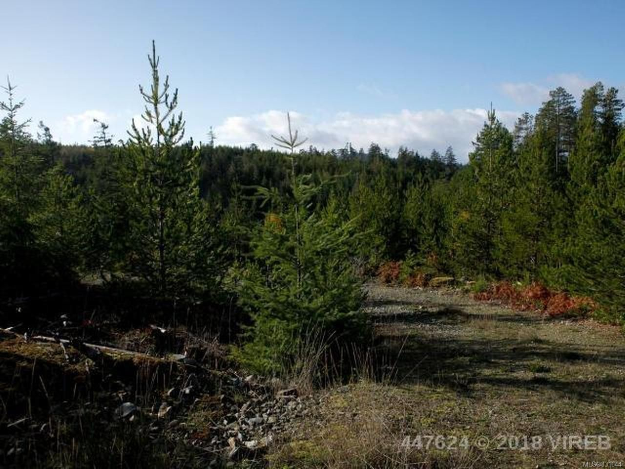 Main Photo: LT 7 Goldstream Heights Dr in MILL BAY: ML Mill Bay Land for sale (Malahat & Area)  : MLS®# 831644