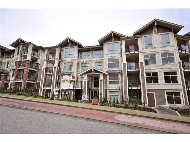 Main Photo: 410 245 ROSS Drive in New Westminster: Fraserview NW Condo for sale : MLS®# V989811