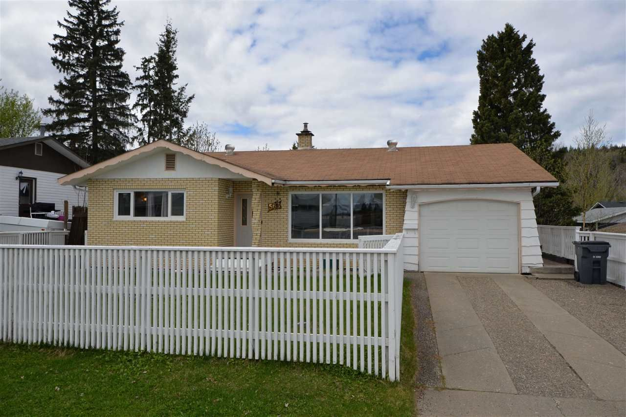 """Main Photo: 563 PILOT Street in Prince George: Foothills House for sale in """"FOOTHILLS"""" (PG City West (Zone 71))  : MLS®# R2577953"""