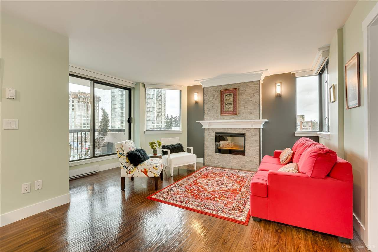 Main Photo: 606 1521 GEORGE STREET: White Rock Condo for sale (South Surrey White Rock)  : MLS®# R2431966