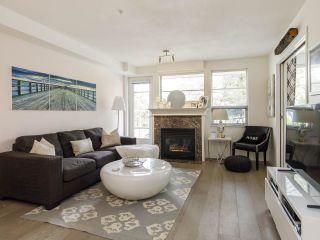 Photo 4: 204 2490 W 2 AVENUE in Vancouver: Kitsilano Condo for sale (Vancouver West)  : MLS®# R2466357