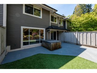 "Photo 20: 36 181 RAVINE Drive in Port Moody: Heritage Mountain Townhouse for sale in ""Viewpoint"" : MLS®# R2266326"