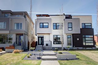 Photo 3: 2337 3 Avenue NW in Calgary: West Hillhurst Semi Detached for sale : MLS®# A1107014