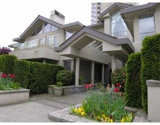 """Photo 1: B3 2202 MARINE DR in West Vancouver: Dundarave Condo for sale in """"STRATFORD COURT"""" : MLS®# V565590"""