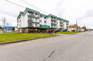 """Photo 1: 204 46374 MARGARET Avenue in Chilliwack: Chilliwack E Young-Yale Condo for sale in """"Mountain View Apartments"""" : MLS®# R2541621"""