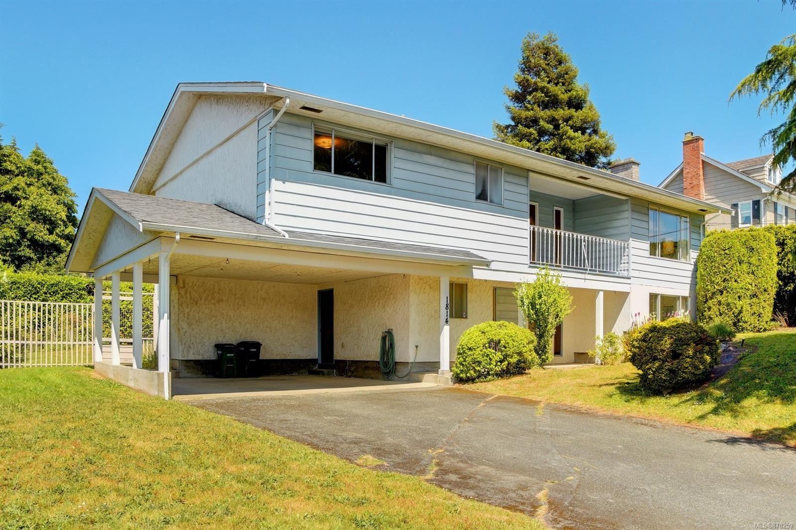 Main Photo: 1814 San Juan Ave in : SE Gordon Head House for sale (Saanich East)  : MLS®# 878259