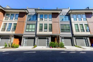 """Photo 1: 45 20849 78B Avenue in Langley: Willoughby Heights Townhouse for sale in """"THE BOULEVARD"""" : MLS®# R2567786"""