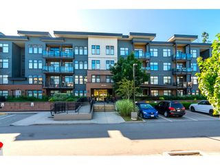 """Photo 2: 305 20062 FRASER Highway in Langley: Langley City Condo for sale in """"VARSITY"""" : MLS®# R2508491"""