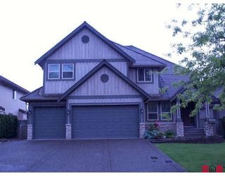 """Photo 1: 20676 97B Avenue in Langley: Walnut Grove House for sale in """"Munday Creek"""" : MLS®# F2900082"""