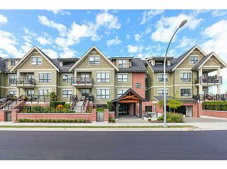 "Photo 1: 306 4689 52A Street in Ladner: Delta Manor Condo for sale in ""CANU"" : MLS®# V1102897"