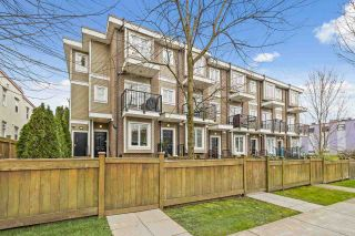 "Main Photo: 2018 FRANKLIN Street in Vancouver: Hastings Townhouse for sale in ""Sunrise Views"" (Vancouver East)  : MLS®# R2560621"