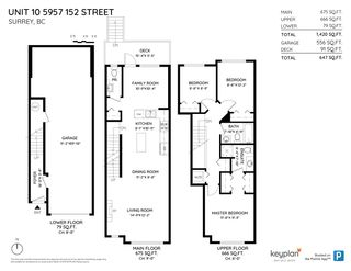 """Photo 20: 10 5957 152 Street in Surrey: Sullivan Station Townhouse for sale in """"PANORAMA STATION"""" : MLS®# R2423282"""