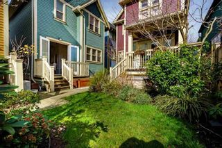 """Photo 22: 808 GORE Avenue in Vancouver: Mount Pleasant VE Townhouse for sale in """"STRATHCONA GATEWAY"""" (Vancouver East)  : MLS®# R2565271"""