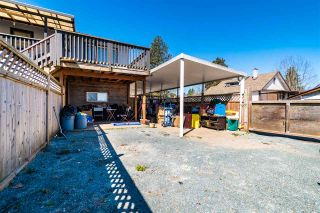 Photo 39: 7510 JAMES Street in Mission: Mission BC House for sale : MLS®# R2560796