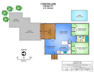 Photo 44: 7 Pirates Lane in : Isl Protection Island House for sale (Islands)  : MLS®# 866239