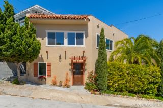 Photo 2: MISSION HILLS House for sale : 3 bedrooms : 1796 Sutter St in San Diego