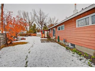 Photo 25: 1240 CROSS Crescent SW in Calgary: Chinook Park House for sale : MLS®# C4087966