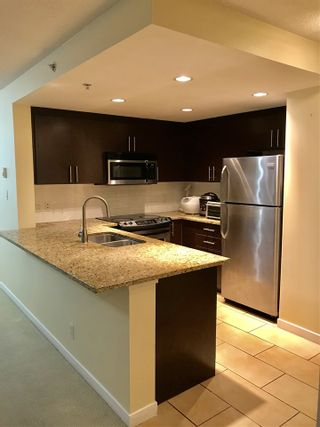 "Photo 7: 801 575 DELESTRE Avenue in Coquitlam: Coquitlam West Condo for sale in ""CORA TOWERS"" : MLS®# R2317122"