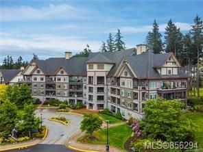 Photo 2: 407 1395 Bear Mountain Pkwy in : La Bear Mountain Condo for sale (Langford)  : MLS®# 856294