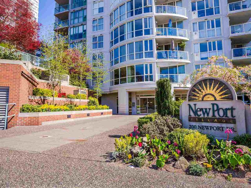 FEATURED LISTING: 1106 - 200 NEWPORT Drive Port Moody