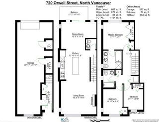 """Photo 20: 720 ORWELL Street in North Vancouver: Lynnmour Townhouse for sale in """"Wedgewood by Polygon"""" : MLS®# R2162602"""