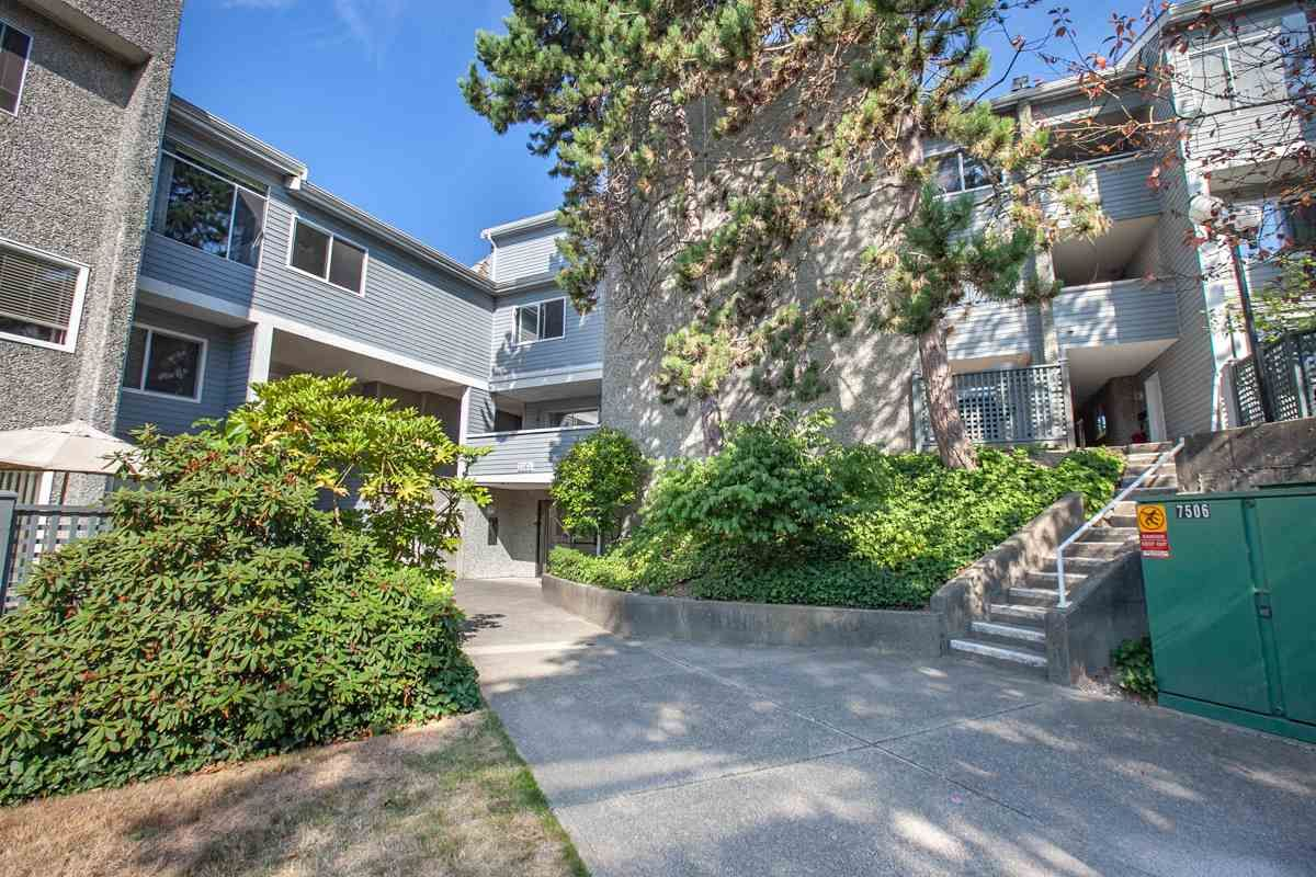 """Main Photo: 437 3364 MARQUETTE Crescent in Vancouver: Champlain Heights Condo for sale in """"CHAMPLAIN RIDGE"""" (Vancouver East)  : MLS®# R2304679"""