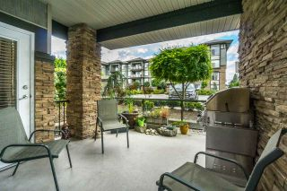 """Photo 18: 110 33338 MAYFAIR Avenue in Abbotsford: Central Abbotsford Condo for sale in """"The Sterling"""" : MLS®# R2172871"""