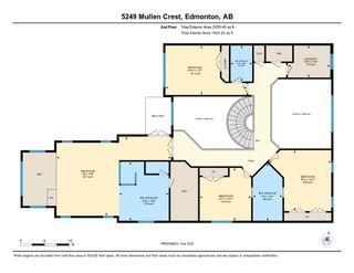 Photo 49: 5249 MULLEN Crest in Edmonton: Zone 14 House for sale : MLS®# E4228825