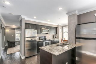 """Photo 3: 604 4025 NORFOLK Street in Burnaby: Central BN Townhouse for sale in """"NORFOLK TERRACE"""" (Burnaby North)  : MLS®# R2184899"""