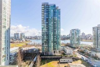 Photo 1: 1107 455 BEACH Crescent in Vancouver: Yaletown Condo for sale (Vancouver West)  : MLS®# R2575007