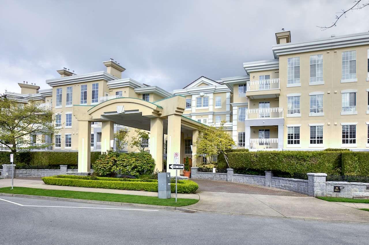 Main Photo: 307 5835 HAMPTON PLACE in Vancouver: University VW Condo for sale (Vancouver West)  : MLS®# R2500606